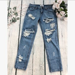 One Teaspoon 25 awesome baggies distressed jeans